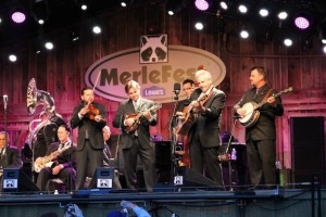 Del McCoury, Merle Fest 2013